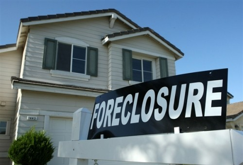 INSIDE THE FORECLOSURE FACTORY